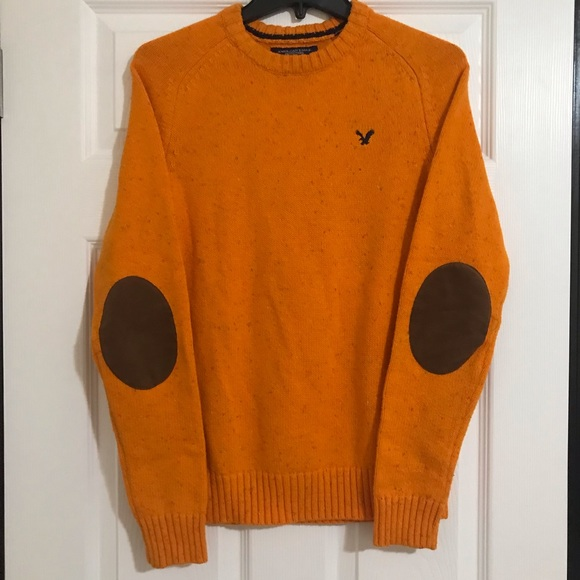 American Eagle Outfitters Other - Burnt Orange Knit Crewneck Sweater